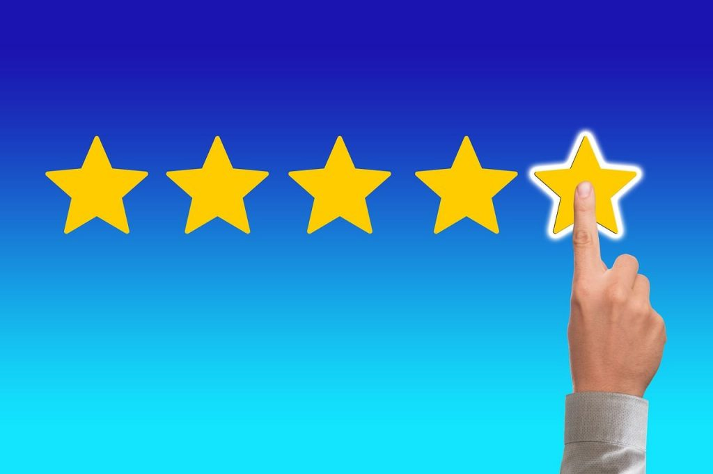 positive reviews - join our community
