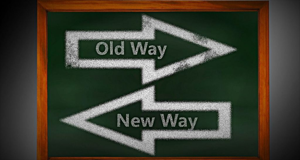 seo -old way - new way